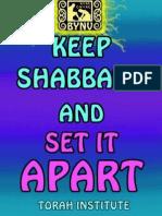 SABBATH Markierung Dt
