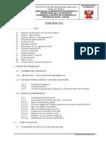 CREACION DE LA INFRAESTRUCTURA DEPORTIVA Y RECREACIONAL EN LA LOCALIDAD DE CAJAMARQUILLA, DISTRITO DE CAJAMARQUILLA, PROVINCIA DE OCROS - ANCASH
