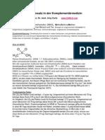 DMSO Und MSM - Einsatz in Der Komplementärmedizin