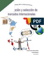 Trabajo de Investigacion y Seleccion de Mercados Internacionales