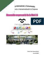 Dimensión Empresarial de La Web 2.0
