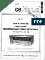 RADIO SHACK DX 160_serv2