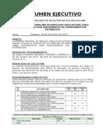 ADJUDICACION DIRECTA SELACTIVA Nº 021-2012-EO-SM
