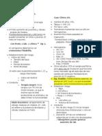 casos clinicos Linfoproliferativo