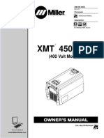 Miller XMT 450 MPa User