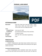 Tangkuban_Parahu Gunung Bandung, Provinsi Jawa Barat
