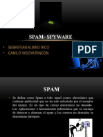 Spam Spyware