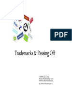 Trademark & Passing Off PRINT