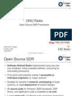Intro Brief to GNU Radio