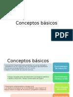 Conceptos BaSicos en Oncologia