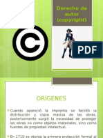 Derecho de Autor (Copyright)