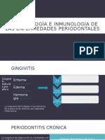 Microbiología e inmunología de las enfermedades periodontales.pptx