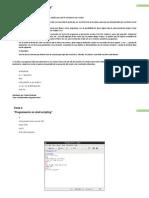 Tarea 4 - Programación en shell scripting Linux