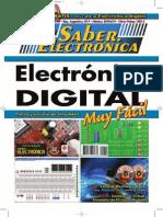 Club Saber Electrónica - Electrónica Digital