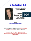 Speed Seduction 3 Disc Three