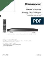 Panasonic DMP BDT500