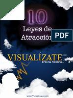 10 Leyes de Atraccion