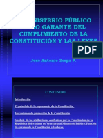 Mp Garante Dº Constitucional