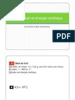Correction Des Exercices LP6