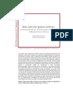 Para Entender La Militarización en México