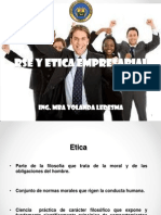4- Etica Empresarial