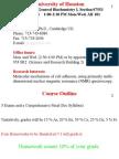 Lecture biochemistry 1a