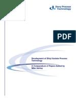 Development of Ethyl Acetate Process Technology