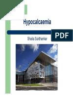 4 hypocalcemia