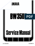 BW350T Service Manual