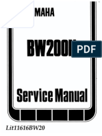 BW200N Service Manual