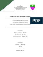 CHN 0 Family Case Study.docx