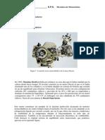 Arquitectura Motores Cuatro Tiempos