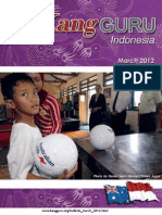 Kang Guru Indonesia March Bulletin 2012