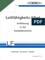 Leitfähigkeits-Fibel – Eine Einführung in die Konduktometrie