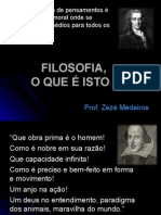 Filosofia, o Que é Isso