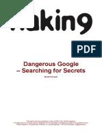 Dangerous Google _ Searching for Secrets