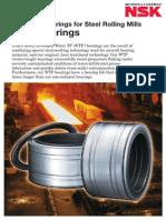Long-life Bearings for Steel Rooling Mills-wtf Bearings