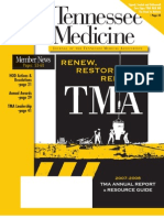 Tennessee Medicine Magazine Demo