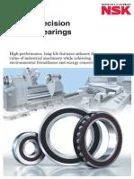 Super Precision Sealed Bearings