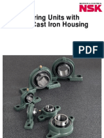 Ball Bearing Units With Ductile Cast Iron Housings