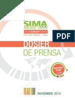 Sima2015-Dosier de Prensa