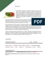 Proiect Tehnician Nutritionist