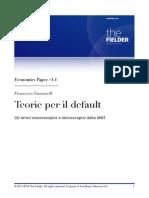 Teorie per il Default - Gli errori macroscopici e microscopici della MMT