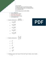 Matematika Tugas