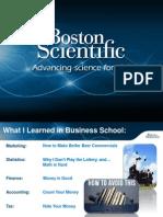 CEIA May 22nd 2013 T Mangan Boston Scientific Presentation