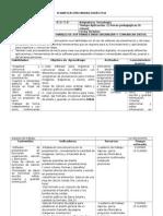 Planificación Unidad Didácticatecnología