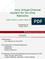 Virtual Channel Router