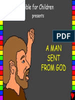 A Man Sent From God English