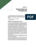 Discapacidades Del Neurodesarrollo Cap 4 1