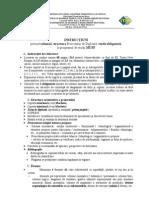 Instructiuni Proiect Diploma MUSP 2012